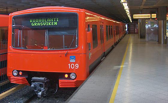 Perustietoja Ja Metroasemat
